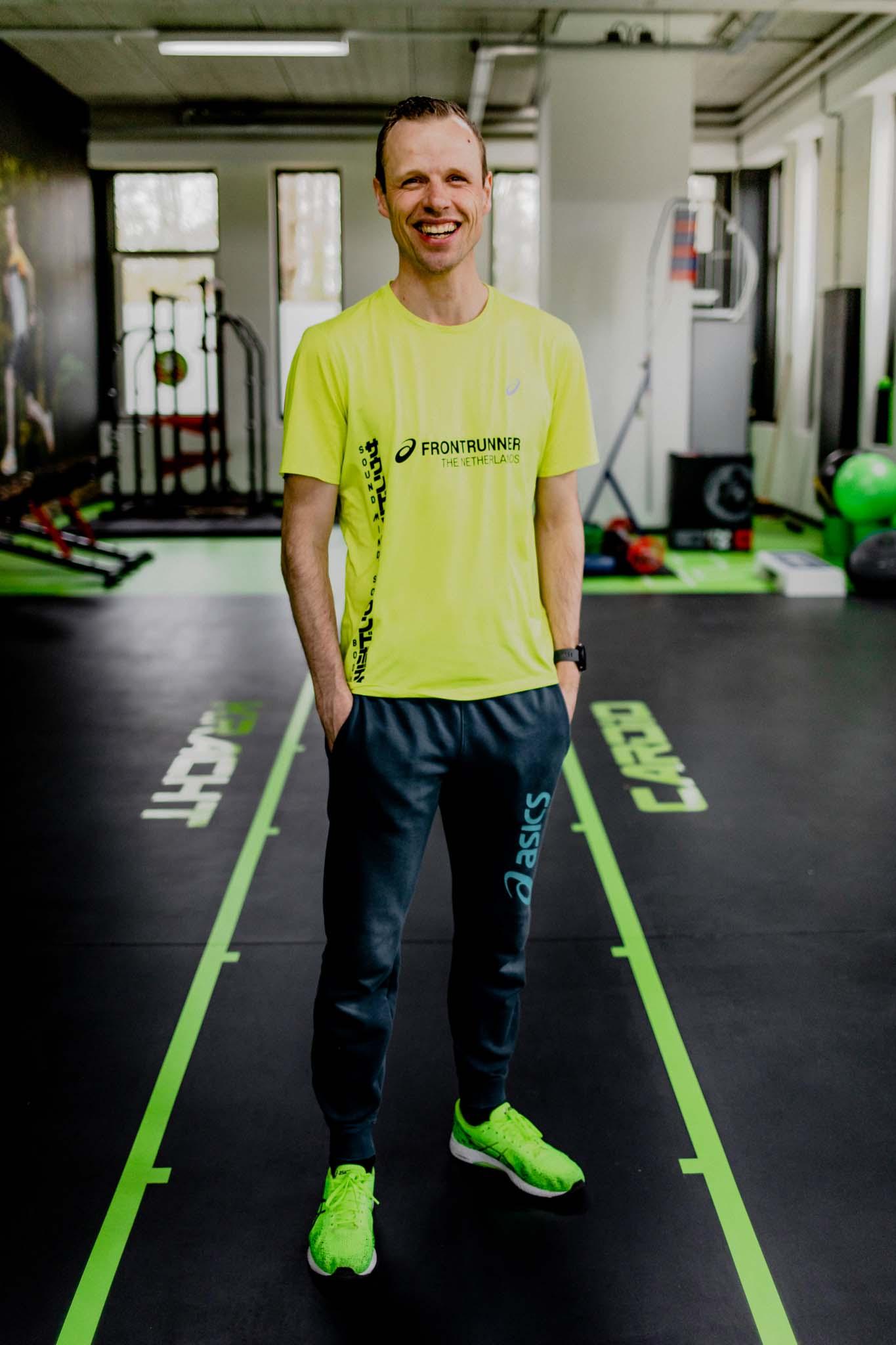 Running Expert Dennis Licht